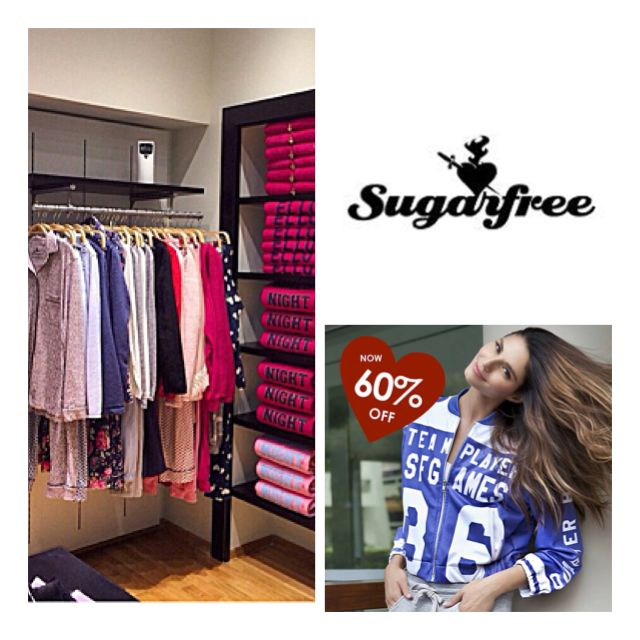 Sugarfree @avenuemall