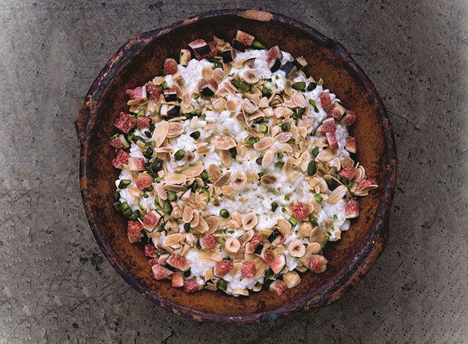 Le riz au lait cultissime de La Régalade.