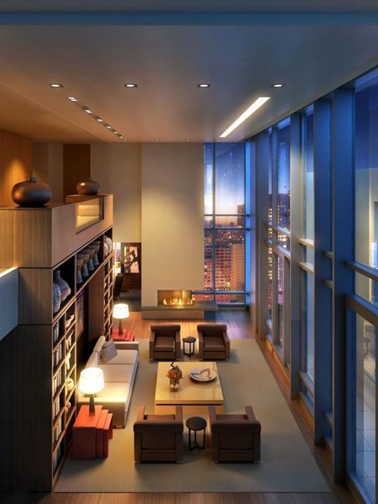 St. Regis Penthouse: Overlooking San Francisco