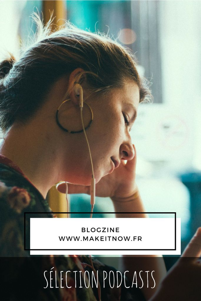 TOP PODCASTS A ECOUTER