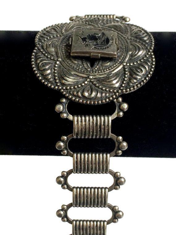 Roman Warrior Bracelet Intaglio Victorian by WhirleyShirley