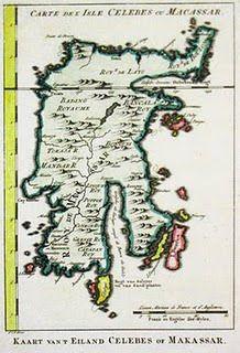 peta sulawesi