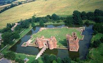 Kirby Muxloe Castle | English Heritage