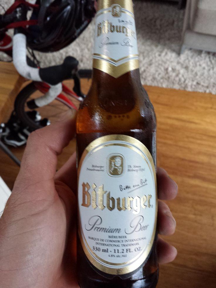 Bitburger Premium Pilsner (Bitburg, Germany)