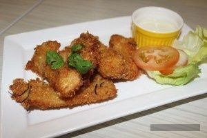 How to make Fish Fingers - Snacksforevening #snacks #recipe #kidrecipe #hotrecipe #recipe #fishrecipe #fish #fishfingers