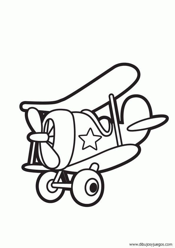 Dibujos De Aviones Infantiles Para Colorear Dibujos Para Colorear Aviones Infantiles Dibujos Para Colorear Avion Dibujos