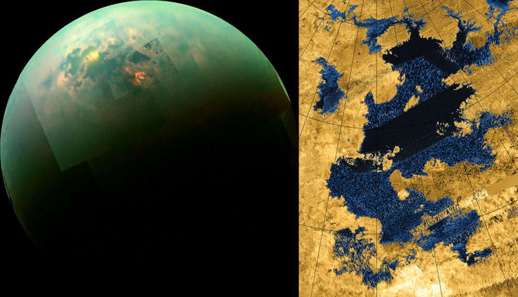 Is There a Kraken in Kraken Mare? What Kind of Life Would We Find on Titan?