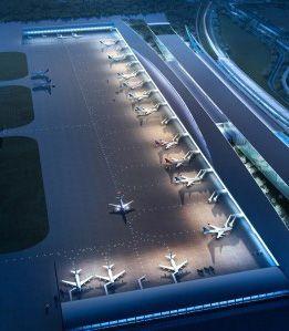 Soekarno Hatta International Airport in Jakarta