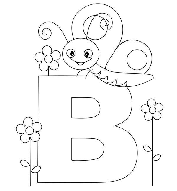 Letter B Worksheets For Toddlers Sharebrowse – Letter B Worksheets