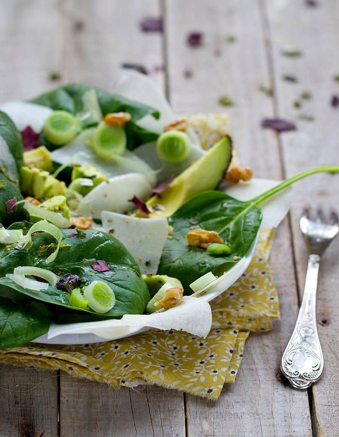 1420 best recettes images on pinterest chickpeas cooker recipes and rezepte - Salade d hiver variete ...