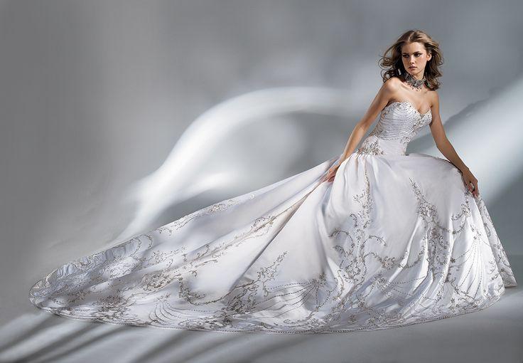 8 best Amalia Carrara images on Pinterest | Wedding frocks ...