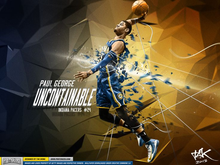 11 best paul george images on pinterest basketball players nba paul george uncontainable voltagebd Choice Image
