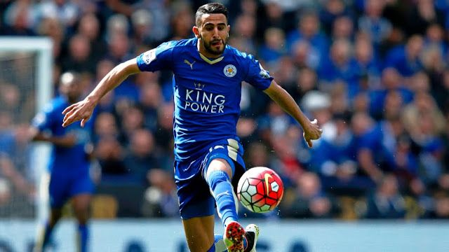 Zinedine Zidane is the best coach in the world in the eyes of Leicester City ace Riyad Mahrez, w...