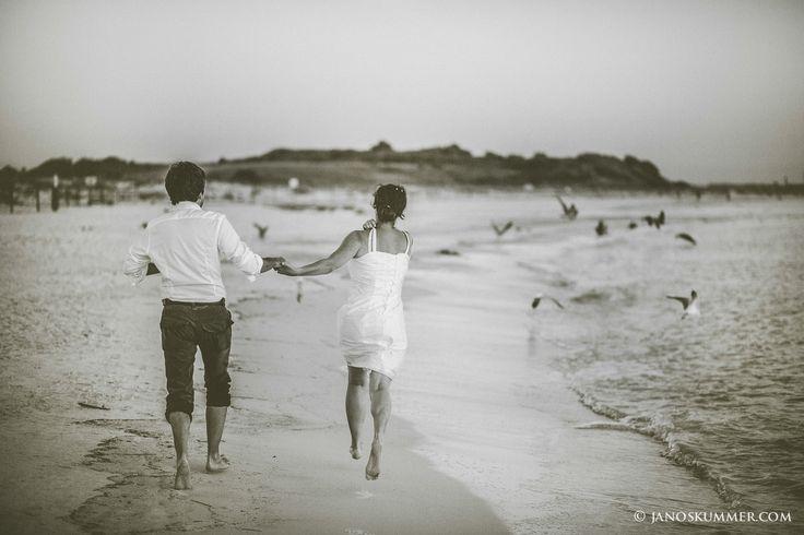 #wedding #photo  #seagulls #sea