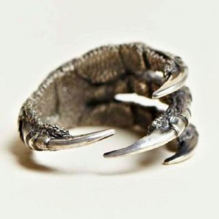 """""""the claw of the wolf"""" Onyx's ring"""