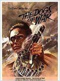 Les chiens de guerre (The dogs of war) : Film américain guerre aventure - avec : Christopher Walken, Tom berenger, Jean François Stévenin  - 1980