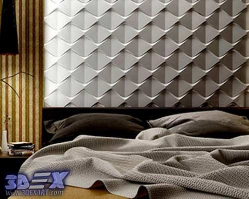 Decorative Gypsum Wall Panels For Bedroom Plaster Paneling Design Ideas The Best Solution Art
