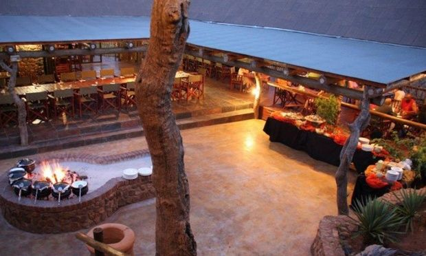 Bela-Bela: One or Two-Night Weekend or Weekday Semi Self-Catering Stay for Two at Mabalingwe Nature Reserve