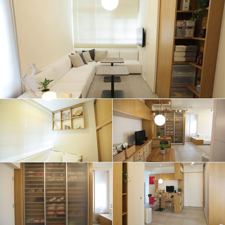 A Case Study Of How An Apartment Can Be Renovated Using Muji