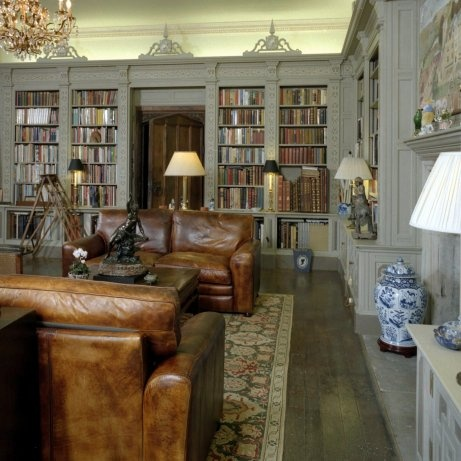 17 best images about library ideas on pinterest for Cool home libraries