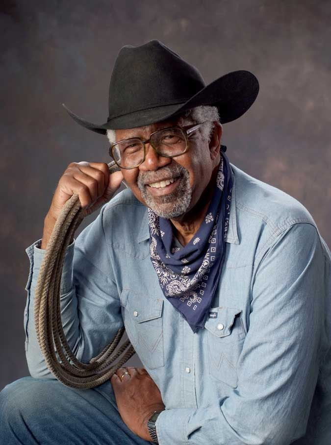 "african american cowboys of the old west | About ""Cowboy Mike"" Searles 