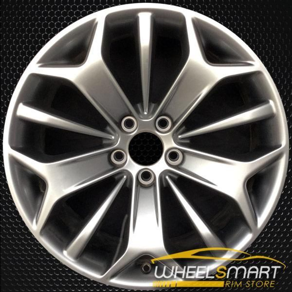 19 Ford Taurus Rims For Sale 2013 2019 Silver Oem Wheel 3925