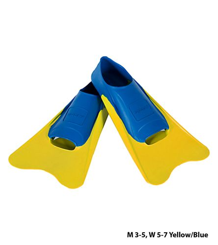 Sporti Training Swim Fins (Color) at SwimOutlet.com - The Web's most popular swim shop