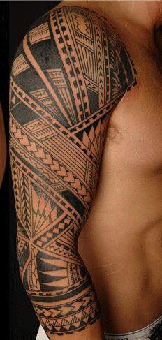Long sleeve maori