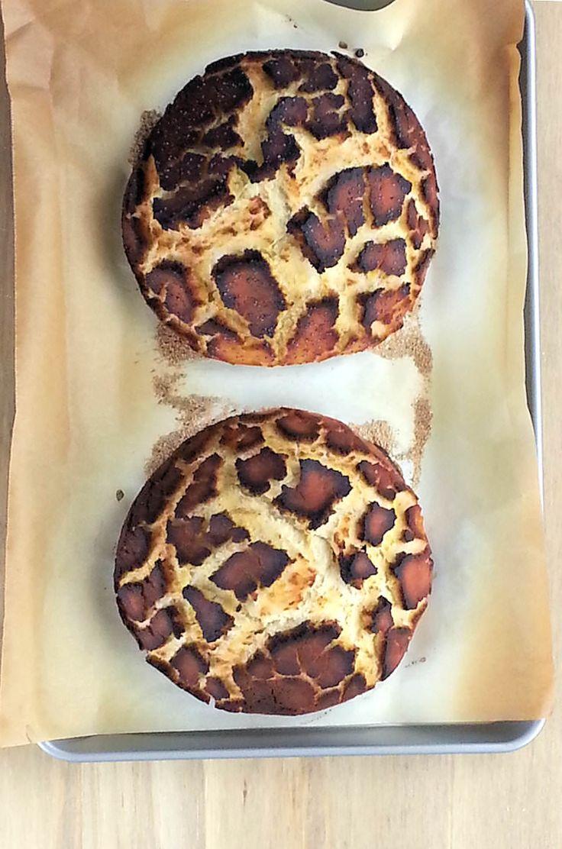Crunchy Tiger Bread