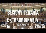La comparecencia de Rajoy sobre la corrupción del PP en directo
