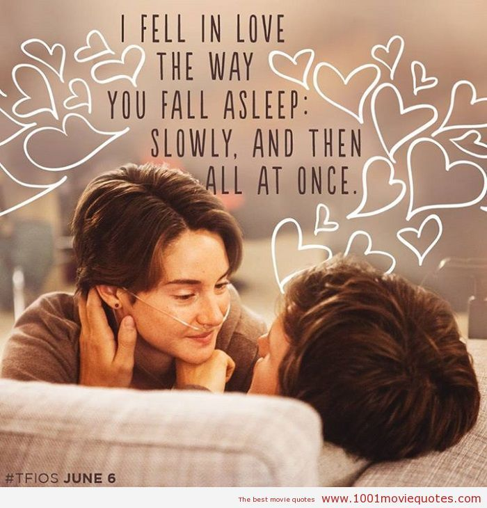 You And I Will Fall Love
