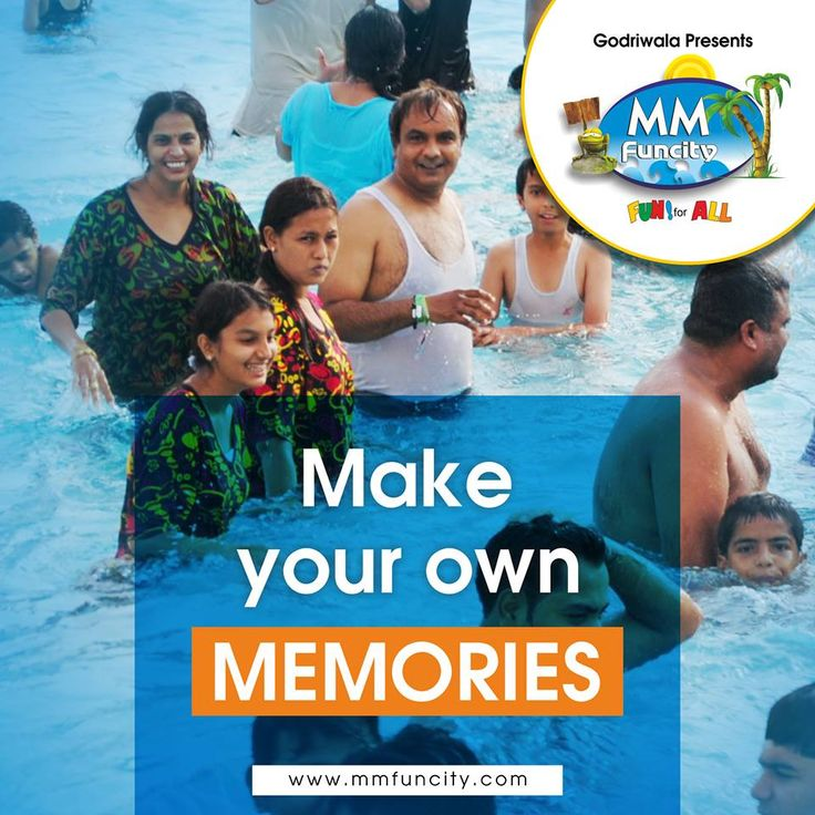 Cherish the moments you have in life, because they pass you by very quickly!  For More: https://goo.gl/Su9dWZ #MMFunCity #Chhattisgarh #WaterPark #MakeMemories