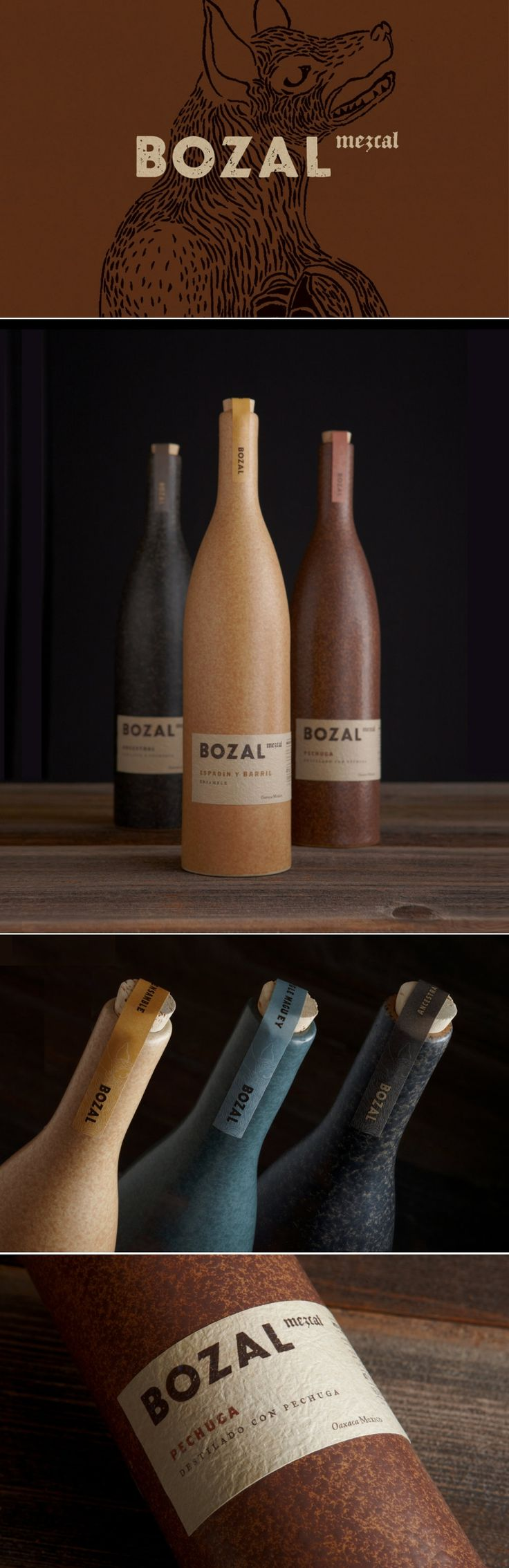 Bozal Mezcal — The Dieline | Packaging & Branding Design & Innovation News