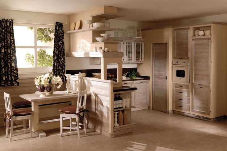 Terre di Toscana finitura Bronzo #zappalorto #tuscany #madeinitaly #country #kitchen #wood #chic #interior