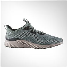Men's Adidas Alpha Bounce Mesh Khaki Shoe