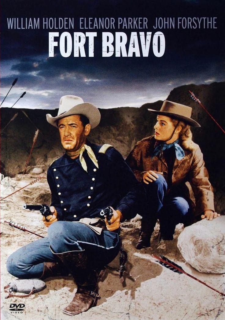 Fort Bravo (1953) EEUU. Dir: John Sturges. Oeste. Guerra de Secesión. Bélico - DVD CINE 1333