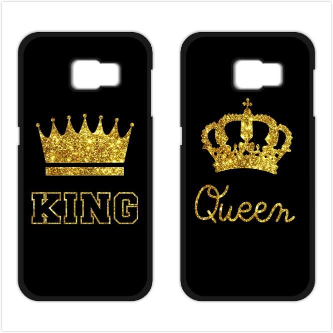 King / Queen Cove... just arrived to our store! Check it out here http://www.phonecasesplaza.com/products/king-queen-cover-case-for-samsung?utm_campaign=social_autopilot&utm_source=pin&utm_medium=pin