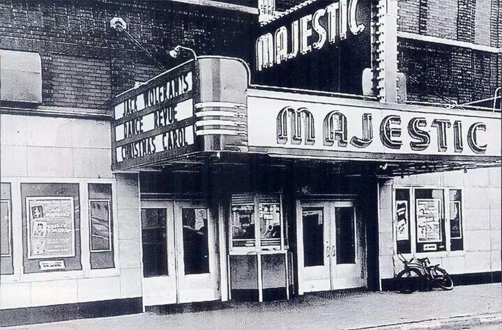 Magestic Movie Theater Beloit Wisconsin