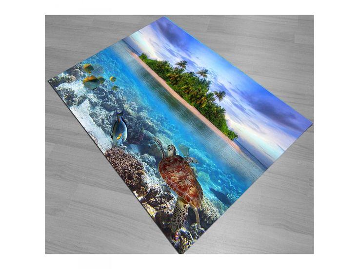 biga 3d tropical  koberec
