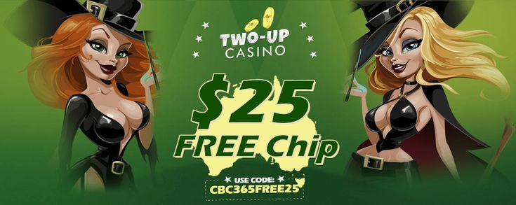 no deposit bonus codes two up casino