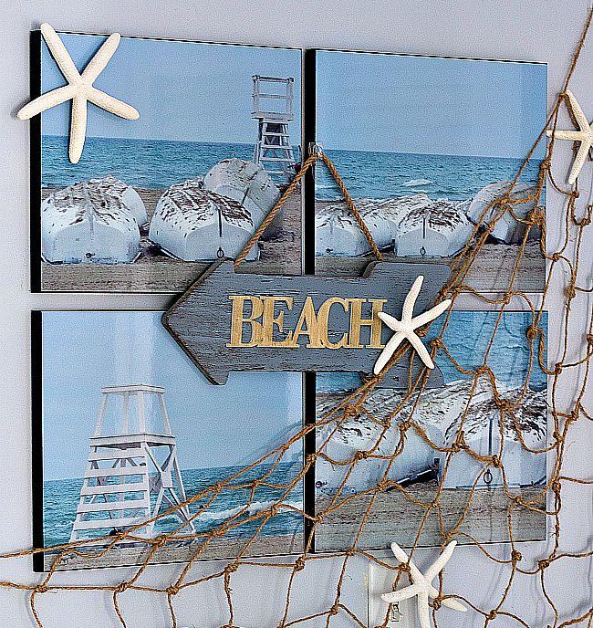 Best 25+ Beach Wall Decor Ideas On Pinterest | Beach House Decor, Seaside  Decor And Seaside Bathroom