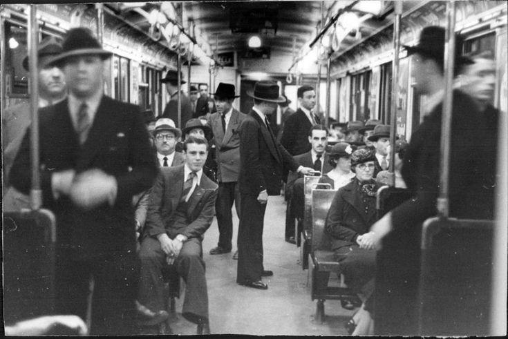 Subte línea B, Buenos Aires año 1938. Inventario 61597. pic.twitter.com/g0rrXelbxR