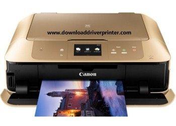 Canon PIXMA MG7770 Driver