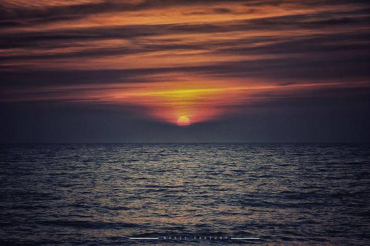 sun set :)  https://www.facebook.com/kaszubymoje