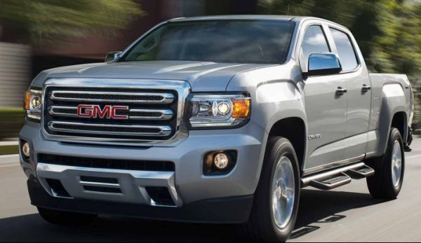 2016 GMC Canyon Diesel Release date