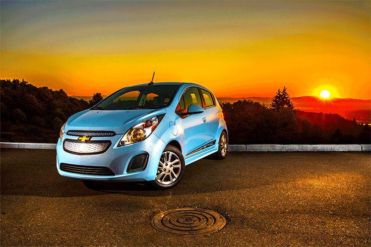 Chevrolet Spark - White - Simotas Car rental Kefalonia - Rent a car