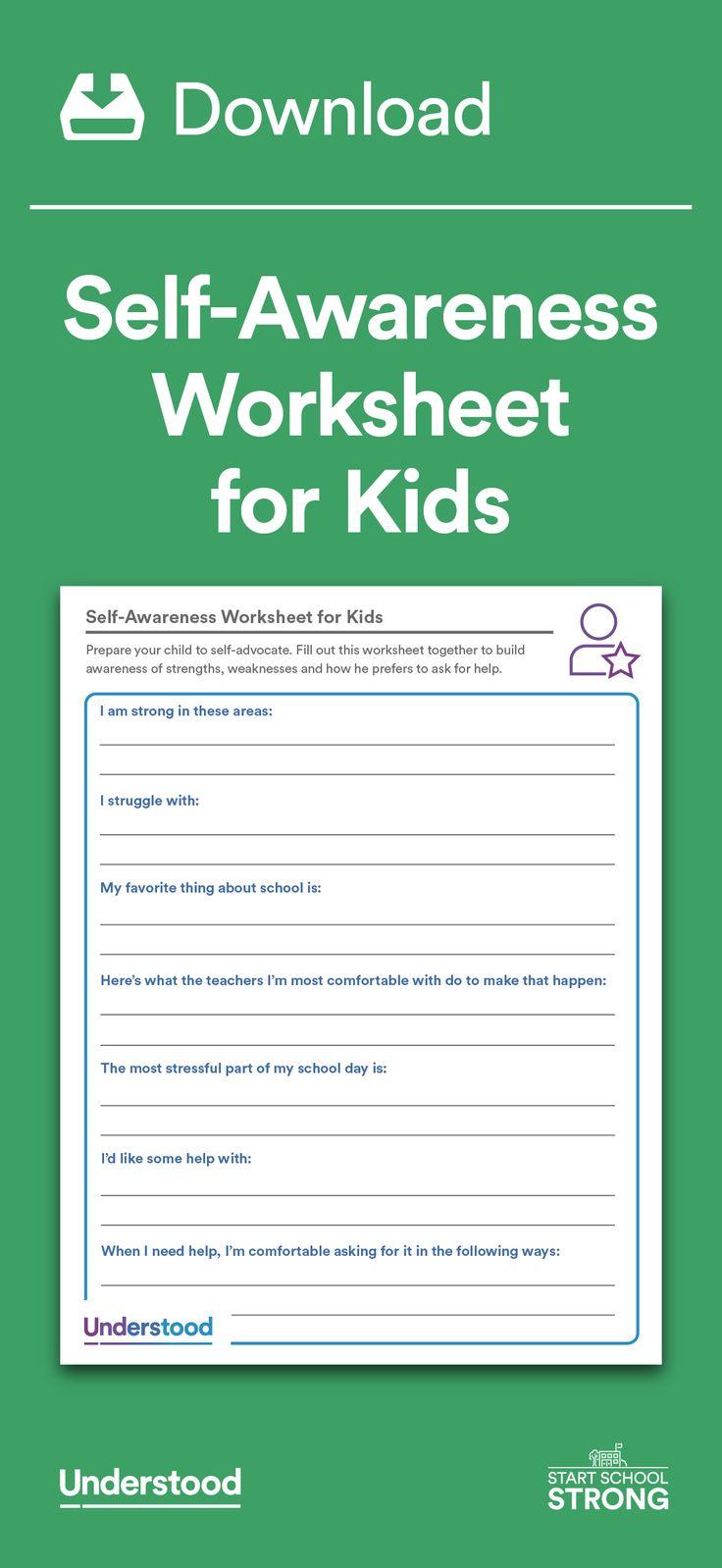 Uncategorized Johari Window Worksheet best 25 self awareness ideas on pinterest motivation download worksheet for kids