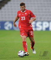 Fussball U21-Europameisterschaft 2011:  Gaetano Berardi (Schweiz)