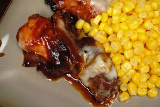 Easy Cheesy BBQ Chicken   Like Mother, Like Daughter Food