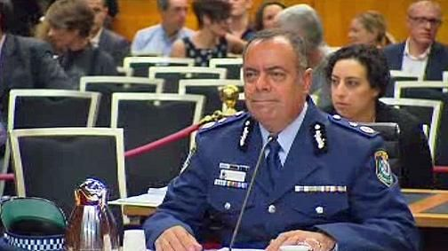 NSW Police bugging scandal: Catherine Burn continues to give evidence at explosive inquiry